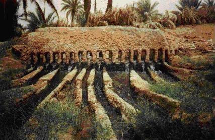 Étude de cas : L'eau en Afrique du Nord. Ressources et ...