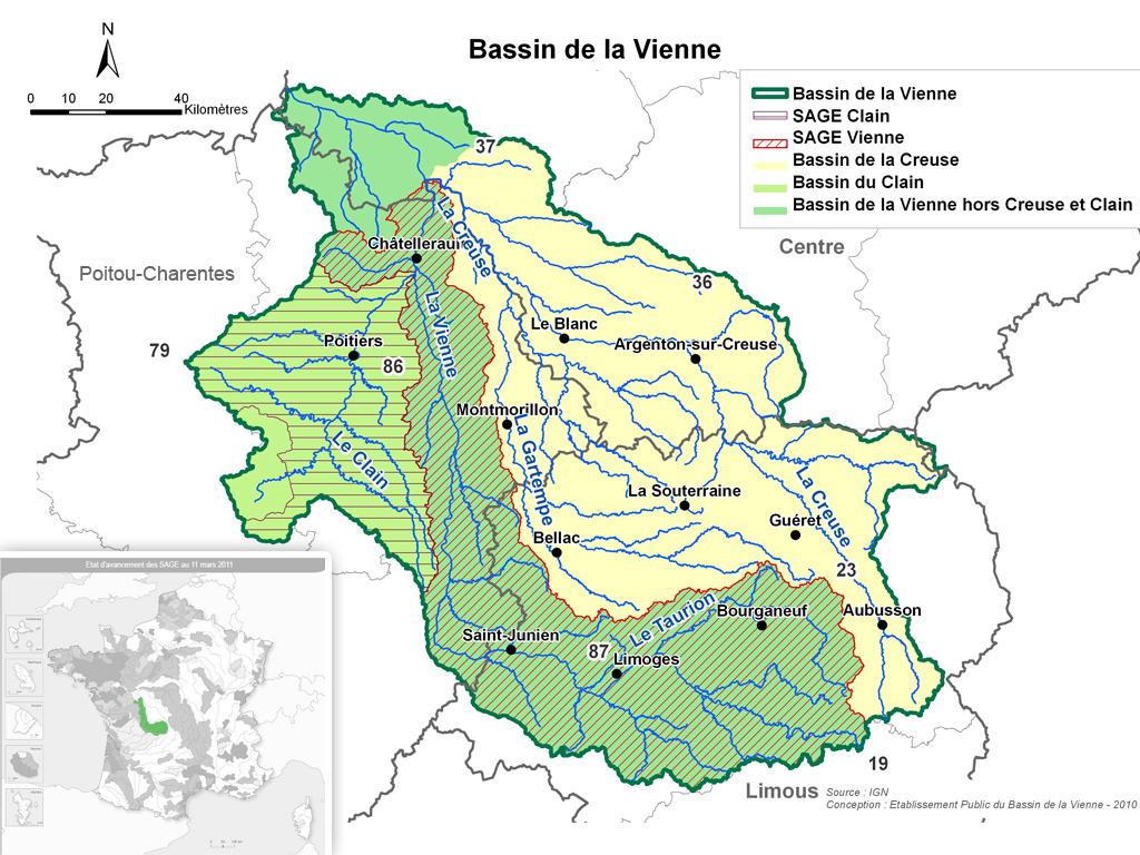 Grain 3 la gestion int gr e le centre nucl aire de for Habitat de la vienne chatellerault